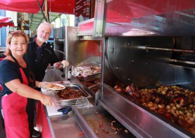 Le Paradis Roti De Mat - Rôtisseur sur les marchés à Castanet